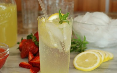 Lemonade drink – Royal