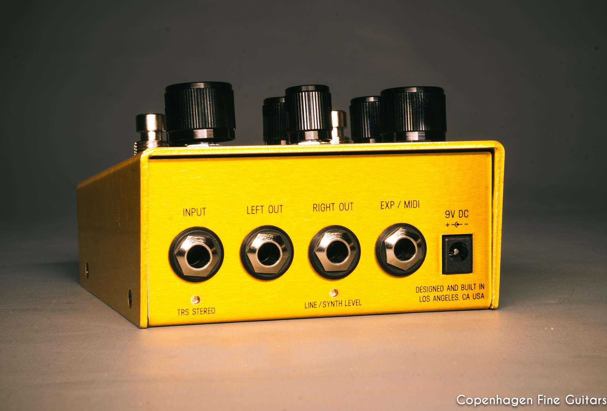 meris enzo multi voice oscillator synthesizer copenhagen fine guitars. Black Bedroom Furniture Sets. Home Design Ideas