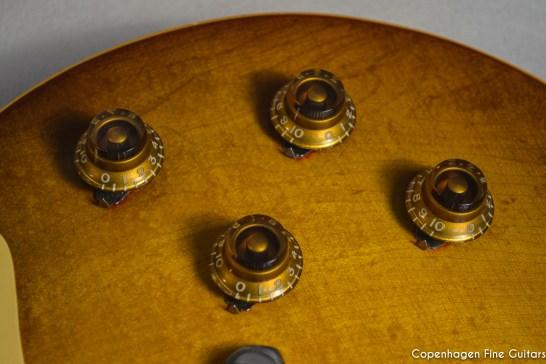 1959 Gibson Les Paul Standard Sunburst guitar for sale-15