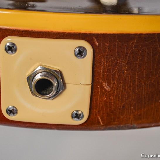 1959 Gibson Les Paul Standard Sunburst guitar for sale-26