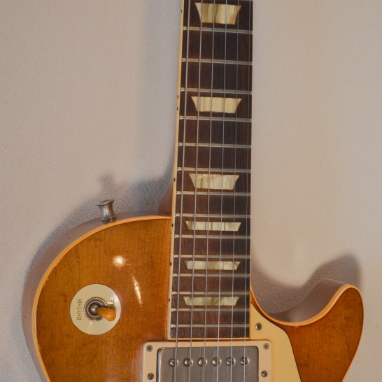 1959 Gibson Les Paul Standard Sunburst guitar for sale-3