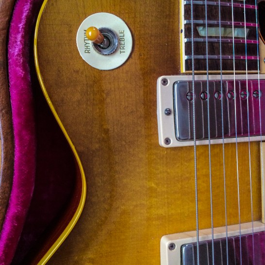 1959 Gibson Les Paul Standard Sunburst guitar for sale-35