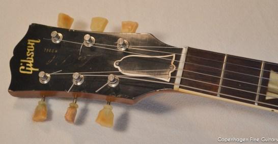 1959 Gibson Les Paul Standard Sunburst guitar for sale-4