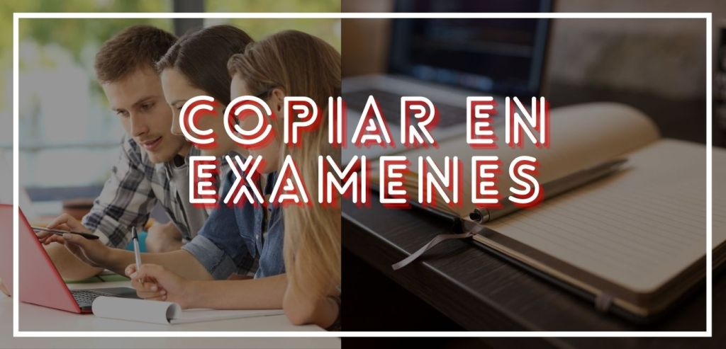 Copiar en un examen Virtual: Consejos