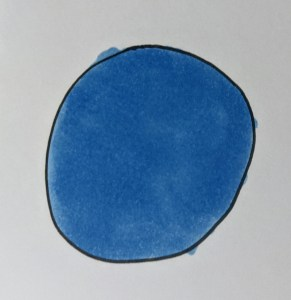 A circle of Copic Sky