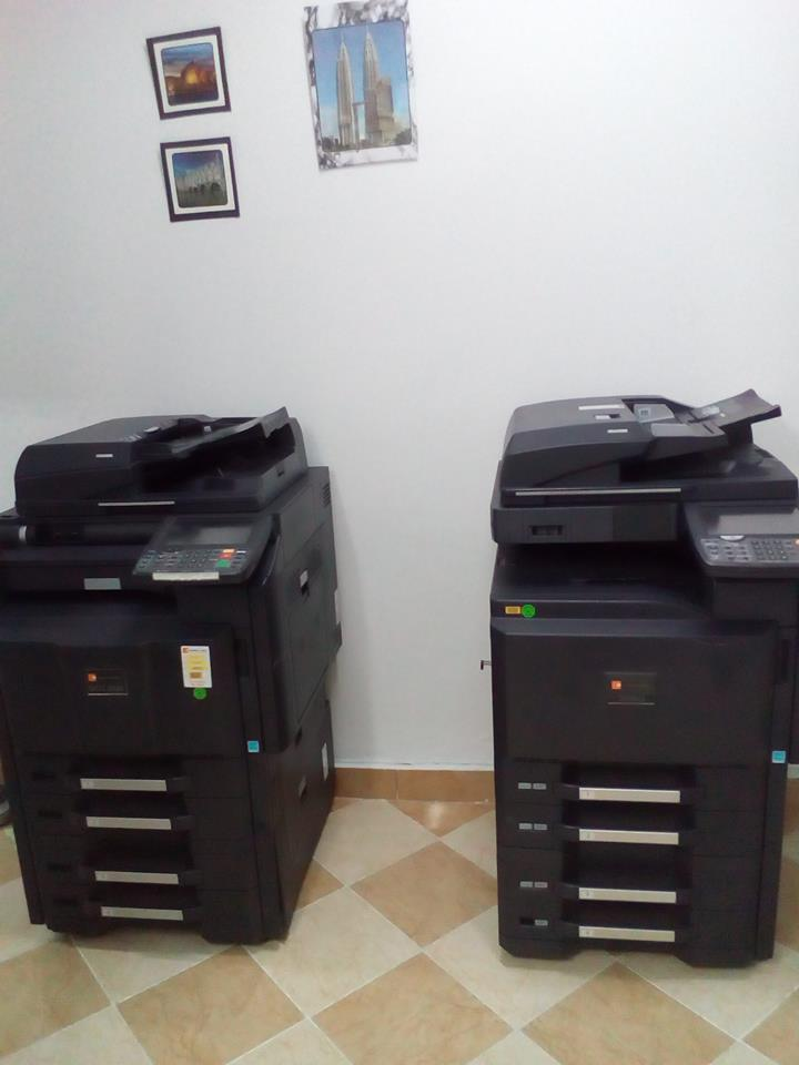 Copiermaster ماكينات تصوير مستندات