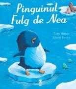 """Pinguinul Fulg de Nea"", de Tony Mitton"