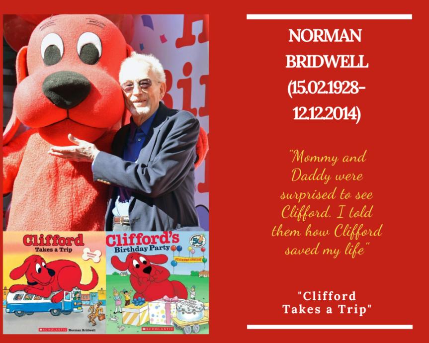 Norman Bridwell (15.02.1928-12.12.2014)