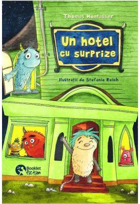 """""""Un hotel cu surprize"""", de Thomas Montasser"""