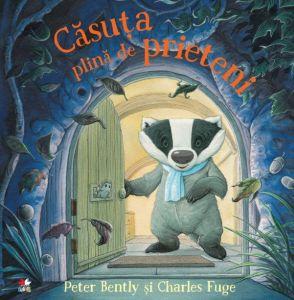 """""""Căsuța plină de prieteni"""", de Peter Bently și Charles Fuge"""