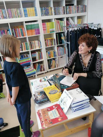 Interviu cu un scriitor de cărți pentru copii… Simona Epure