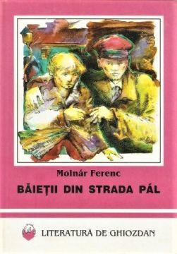 """""""Băieții din strada Pál"""", de Molnár Ferenc"""