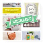 wishlist janvier