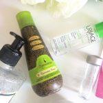 shampooing hydratant macadamia