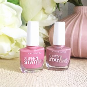 vernis maybelline super stay 7 days avis