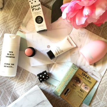 GLOSSYBOX septembre 2016