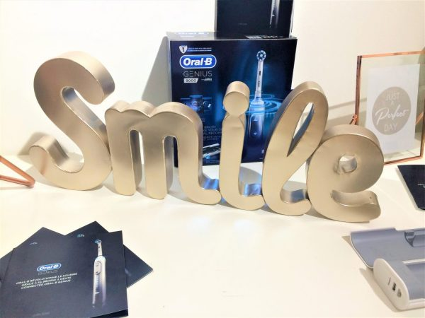 brosse à dents électriques Oral B genius 9000