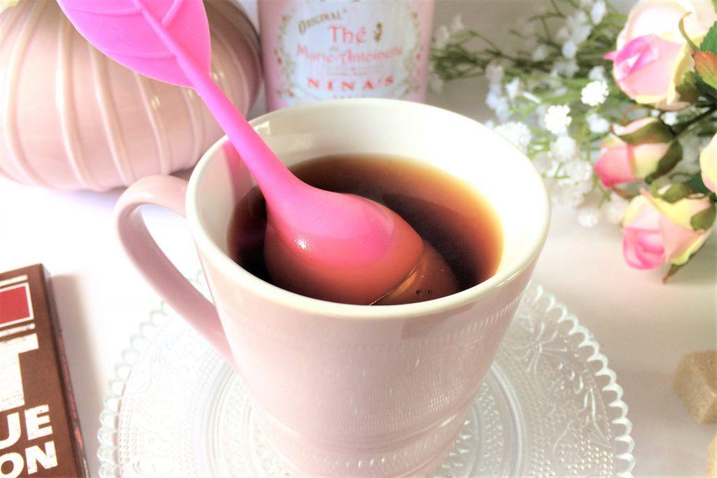 comment bien préparer le thé - temps d'infusion