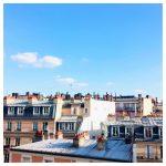 Vue Paris Chouette Hotel
