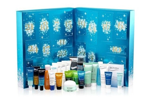 BIOTHERM calendrier avent beaute 2017