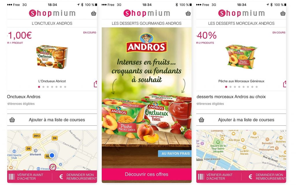 Bon Plan Shopmium Andros