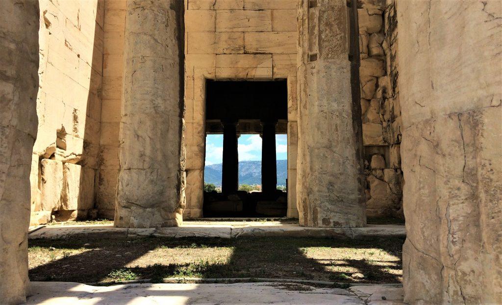 voyage en Grèce athenes acropole 6