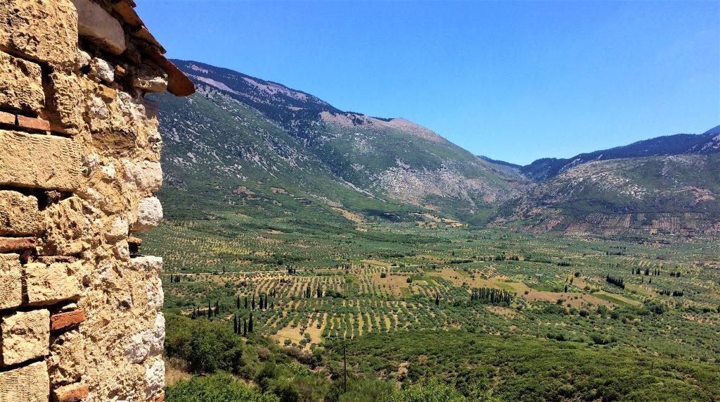 voyage en Grèce osios loukas