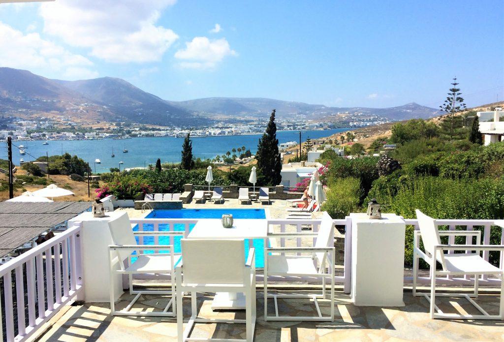 voyage en Grèce athenes paros
