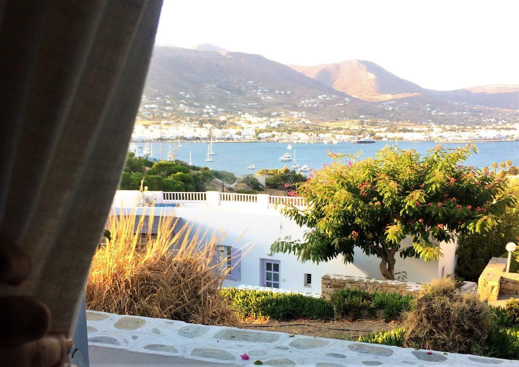 voyage en Grèce paros