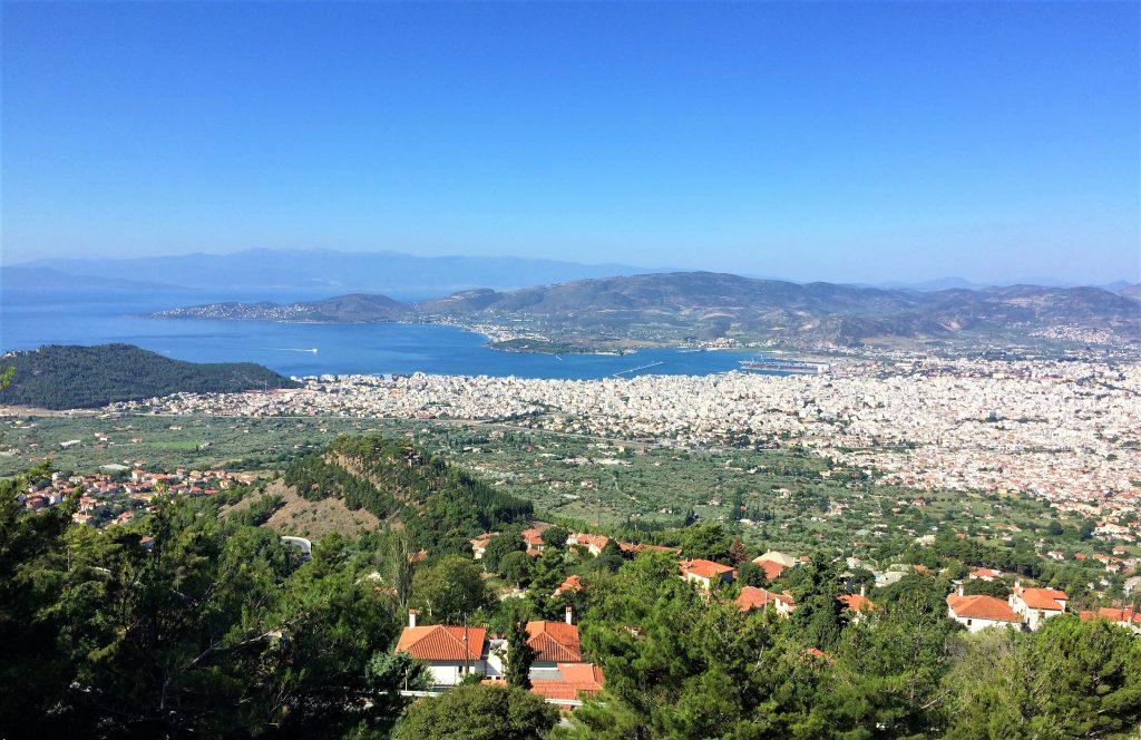 voyage en Grèce pelion