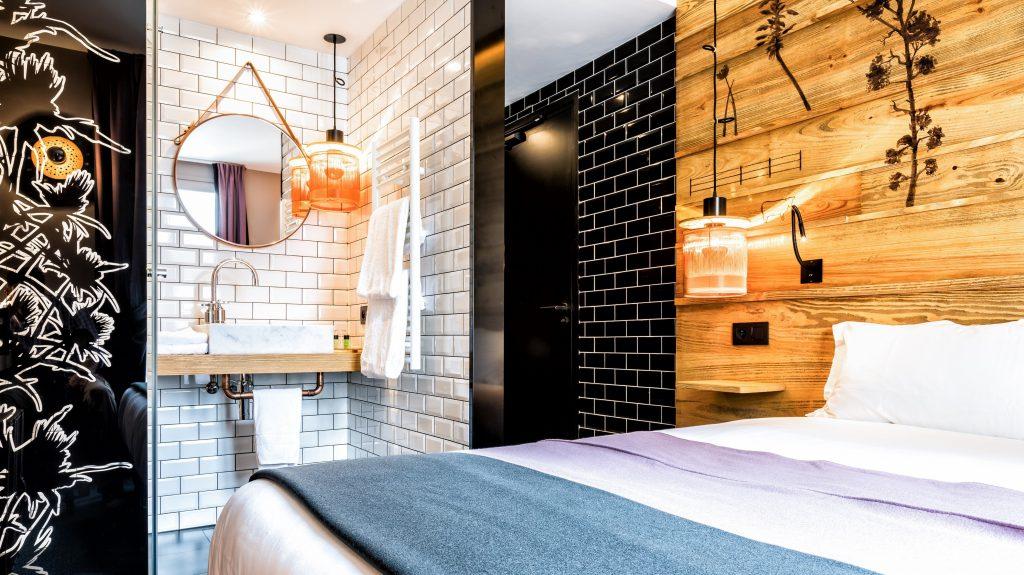 hotel au boeuf couronne paris chambre 2