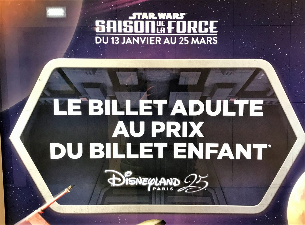 Bon Plan DisneylandParis