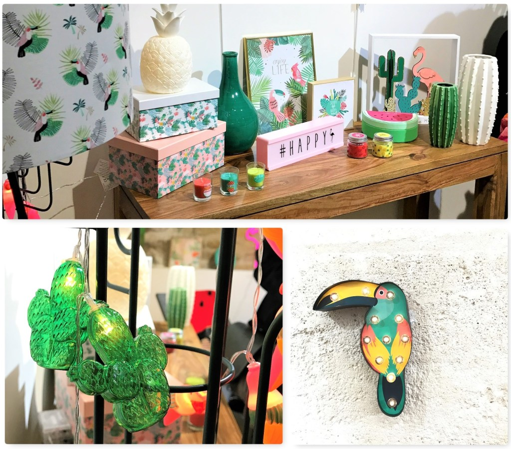 Maisons du monde la collection printemps et 2018 en for Maison du monde kennedy