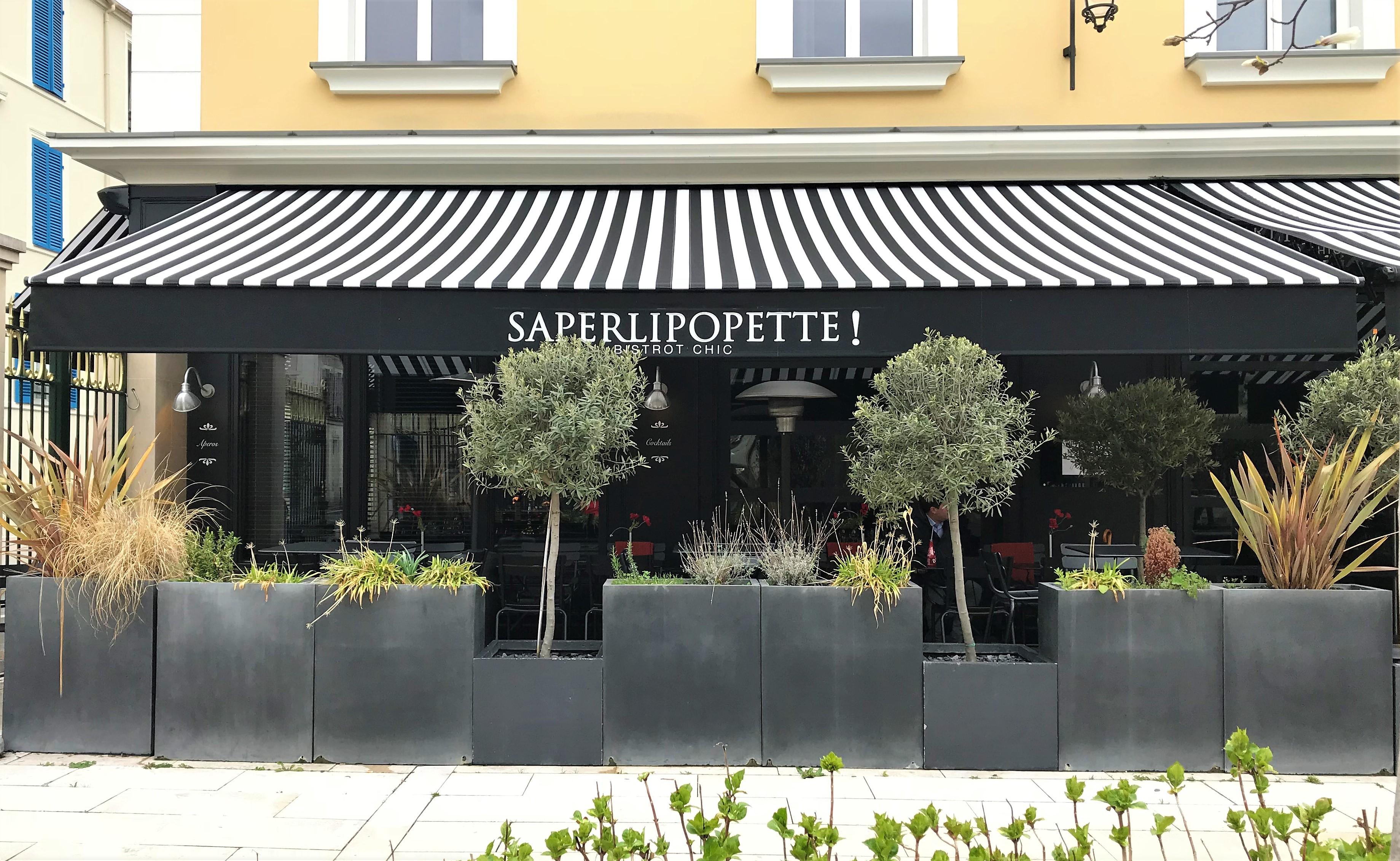 restaurant saperlipopette puteaux