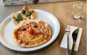Pizza lapin vapiano