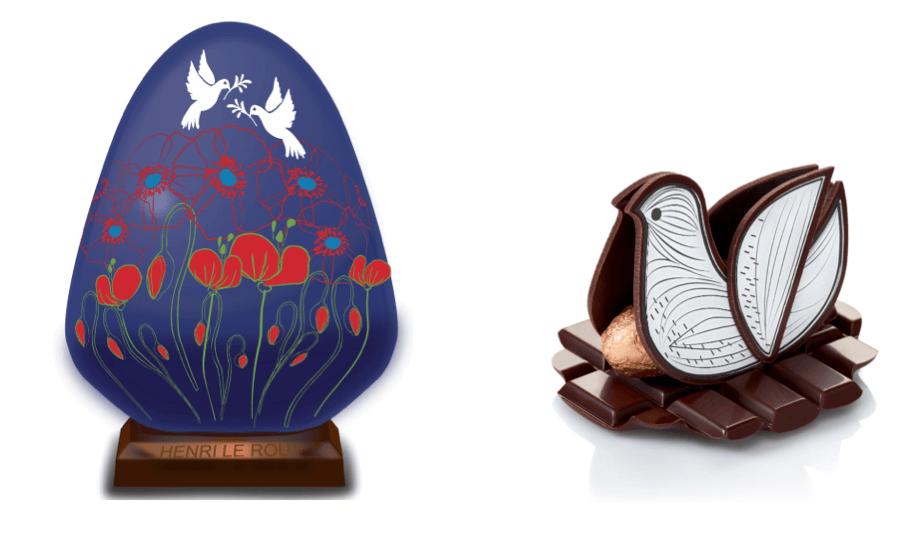 henri le roux chocolat paques 2018