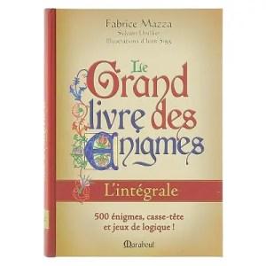 NATURE ET DECOUVERTES – Le grand livre des énigmes