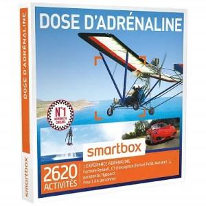 SMARTBOX – Coffret cadeau dose d'adrénaline