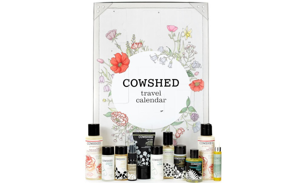 COWSHED - Countdown calendar 2018