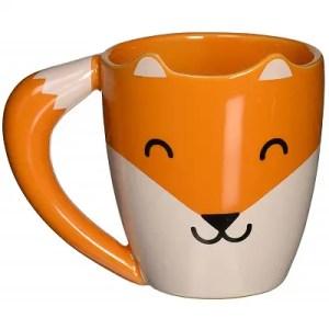 THUMBS UP – Mug Fox