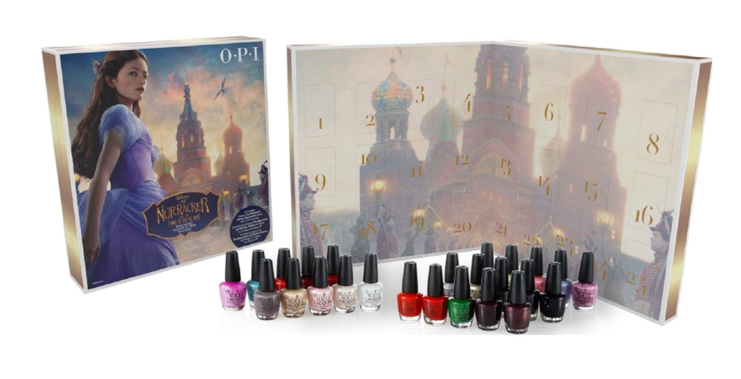 OPI Calendrier avent 2018 beaute