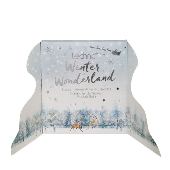 TECHNIC Calendrier de l'avent 2018 winter wonderland