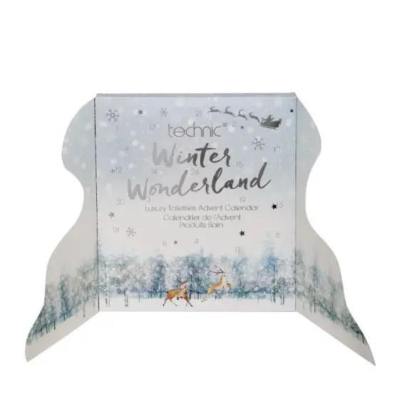 TECHNIC Calendrier de l'avent 2018 winter wonderland
