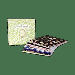 LADUREE – Coffret livres L'art de recevoir à la française