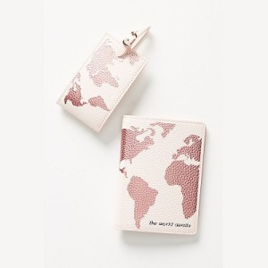 ANTHROPOLOGIE – Ensemble de voyage The World Awaits