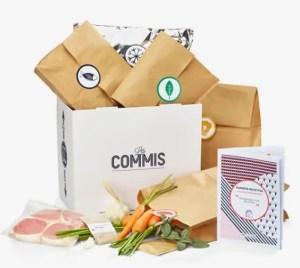 LES COMMIS – Box culinaire