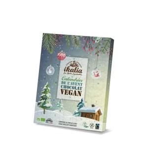 IKALIA – Calendrier de l'avent 2018 Vegan