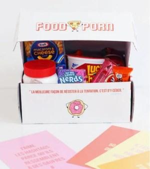 L'AVANGARDISTE – Foodporn Box