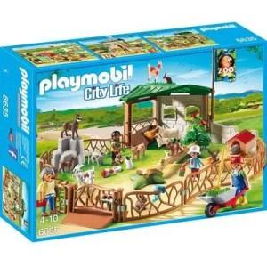 PLAYMOBIL 6635 – City Life – Parc Animalier