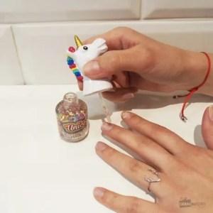MAESTRO – Vernis à ongles licorne